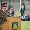 SHAPE celebrates 50 years in Mons<br /> <br /> Deputy Supreme Allied Commander Europe, General Sir James Everard, adresses the audience during the celebration of the 50th Anniversary of the Supreme Headquarters Allied Powers Europe in Mons, Belgium on March 31, 2017. (NATO Photo by Sgt. 1st Class Stefan Hass – DEUA)