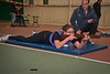 29 March 2012. SACEUR's Trophy Biathlon in Green Gym/SHAPE. Picture by Sgt Emily Langer (DEU-Army)