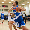06 DEC 2014, military teams from Kuwait and Italy play the third place play-off during the International Basketball Tournament at SHAPE, Belgium.<br /> (NATO photo by NIC Edouard Bocquet)