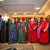 Sternsinger's Group at SACEURs Officeon the 10 Dec. 2013 (NATO photo by Sgt. Emily Langer/ DEU Army)
