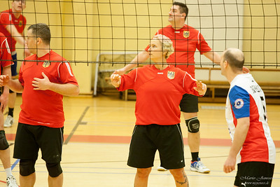 SACEURs Trophy Volleyball