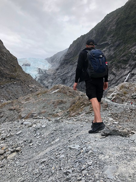 Franz Joseph Glacier West Coast New Zealand