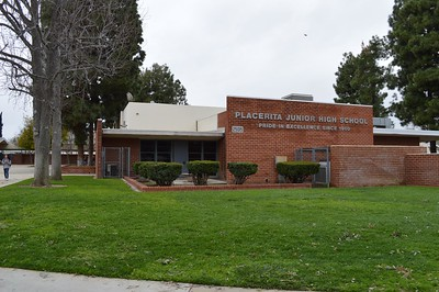 Placerita Junior High School - Newhall