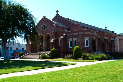 Amos Memorial CME Church - LA 90018