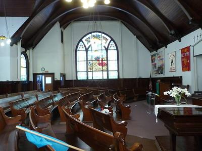 Bowen Memorial Methodist Church - LA 90011