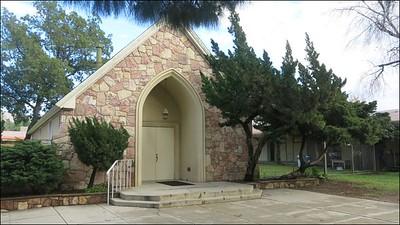 First Methodist Church and Chapel - San Fernando - CME