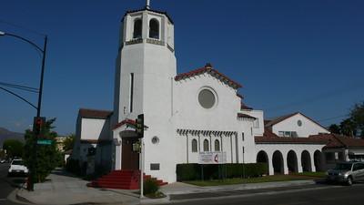 Magnolia Park  United Methodist  - Burbank