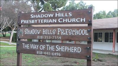 Shadow Hills Presbyterian - Shadow Hills - CME