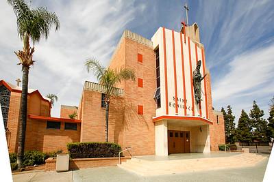 St Boniface Cathloic Church Anaheim