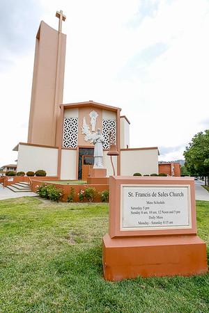 St Francis DeSalle Catholic Church - Sherman Oaks