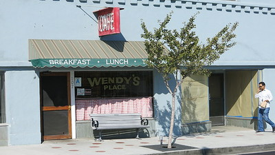 Gritty's Diner  - Wendy's Place - El Segundo