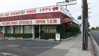 Hearts Coffee Shop - Van Nuys _ CME