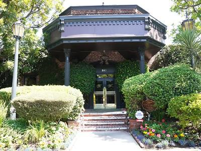 Parkway Grill,Pasadena