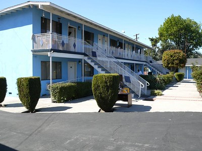 Blue Pacific Motel - Whittier