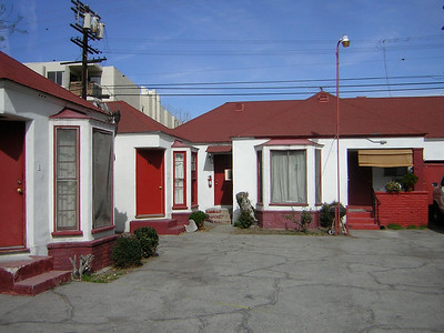 El Royal Motel - Ventura Blvd