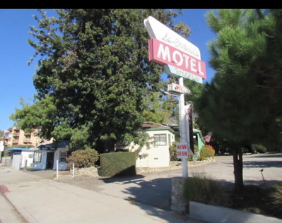La Crescenta Motel - Screen Captures -Ext. Only - CME