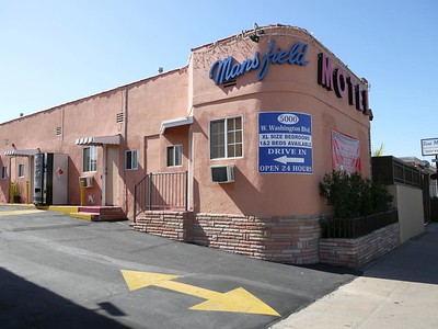 Mansfield Motel -Los Angeles
