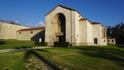 Chapel of the Gardens (MVC), Altadena