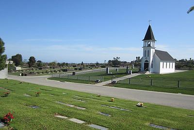 Green Hills Memorial, Palos Verdes -EXT ONLY