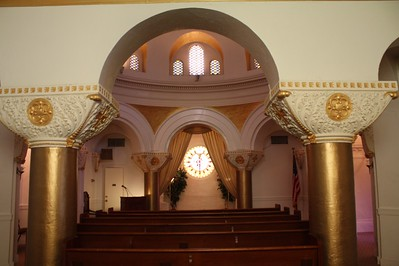 Rosedale Cemetary Chapel - LA- CME