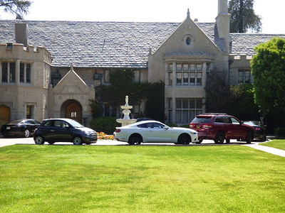 Playboy Mansion - Holmby Hills