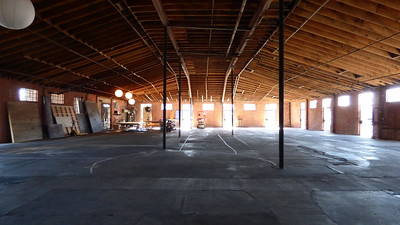 Bow and Truss Warehouse - Los Angeles