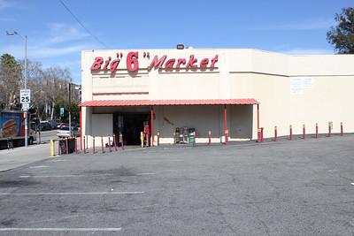 Big Six 550 S Rampart Blvd, Los Angeles