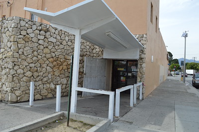Near San Fernando Cafe