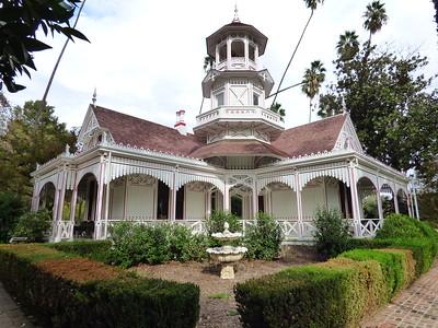 Lucky Baldwin House - LA Arboretum