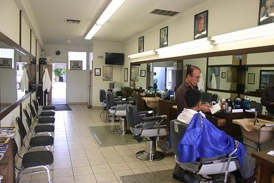 Georges Barber Shop_Culver City
