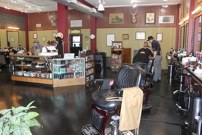 Manly & Sons Barbershop_Echo Park