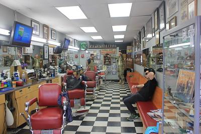 Oscar's Barbershop