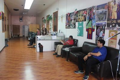 Van Nuys Barbershop