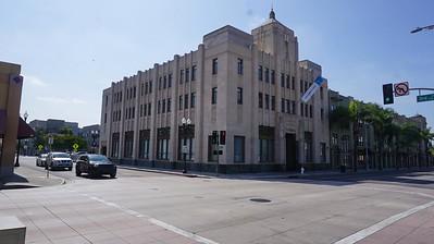 Old Santa Anna City Hall - Cleared