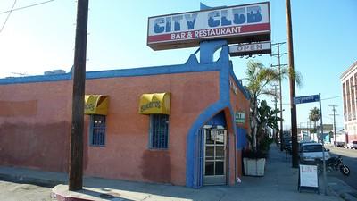 City Club Bar + Grill - Dwtn LA