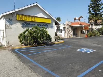 Silver Saddle Motel - Lankershim