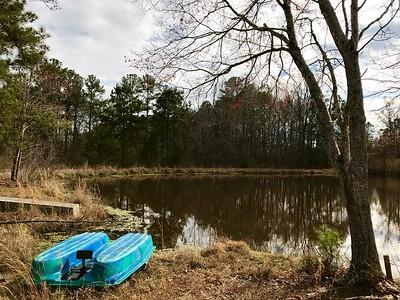 Williams Pond- Forsyth, Ga.