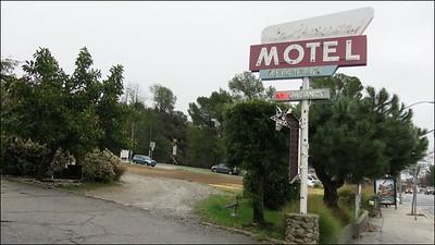 """""""Motel 8"""" -La Crescenta Motel  - La Crescenta -"""