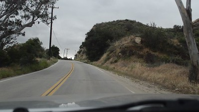 Little Tujunga Canyon Road - Sylmar