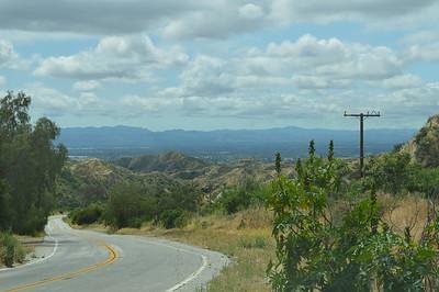 Lopez Canyon Rd. - Sylmar