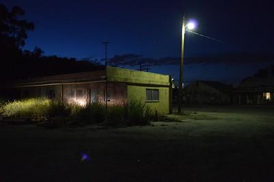 BERMITE COMPOUND - NIGHT SHOTS