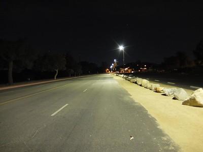 Hansen Dam Skate Park - NIGHT SHOTS
