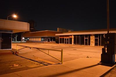 VALLEY PLAZA MALL - NIGHT SHOTS - NORTH HOLLYWOOD