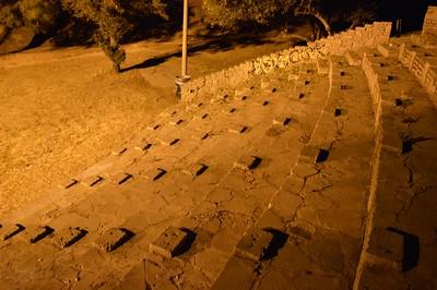 YOSEMITE REC CENTER - NIGHT SHOTS