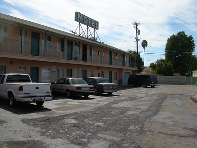 Circle K Motel - Culver City