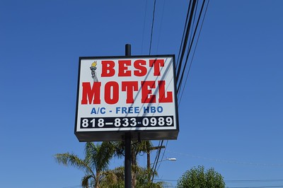 BEST MOTEL - SYLMAR