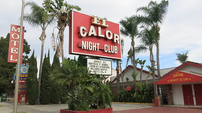 El Calor Night Club and Welcome Inn