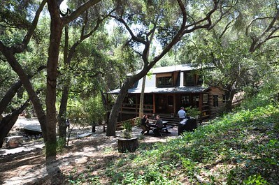Topanga Canyon - House 6002 - Cast Locations