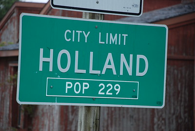 CITY OF HOLLAND, MO