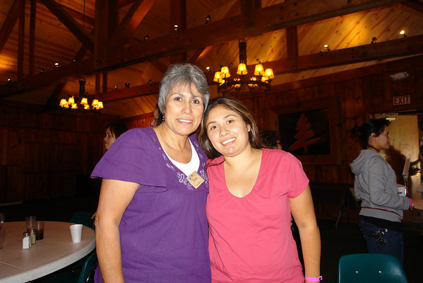 """Becoming Spiritually Beautiful"" Retreat 2010"